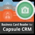 Capsule CRM Business Card Reader
