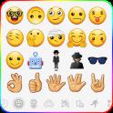 New Color Emoji for Galaxy