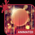 Bokeh Effect Animated Keyboard