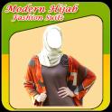 Modern Hijab Fashion Suits