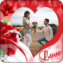 Romantic Love Photo Frame 2018