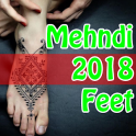 Mehndi Designs for Feet 2020