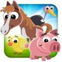 Farm Hay Animals