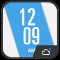 Clock Weather Cool Widget