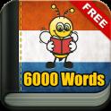 लर्न डच ६००० शब्द