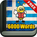Learn Greek - 6000 Words - FunEasyLearn