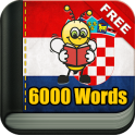 Learn Croatian - 6000 Words - FunEasyLearn