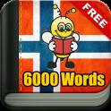 Learn Norwegian - 6000 Words - FunEasyLearn
