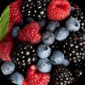 Wild berries live wallpaper