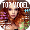 Magazine Cover for Pictures Girl Fashion & Makeup