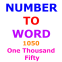 Number to Word Converter
