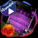 Digital Lila Keyboard