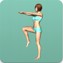 Aerobics workout at home