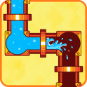 Plumber World : connect pipes (Play for free)