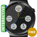Ore-O Themed HD Watch Face & Clock Widget