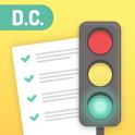 Driver Permit Test Prep DC DMV Driver's License Ed