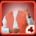 Modi Jacket Photo Montage