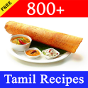 800+ Free Tamil Recipes