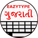 EazyType Gujarati Keyboard Emoji & Stickers Gifs