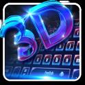3D Laser Science keyboard