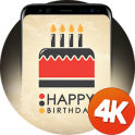 День рождения Обои 4k