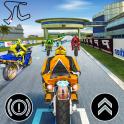 Thumb Moto Race