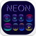 Fluorescent neon Keyboard