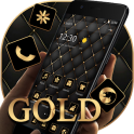 Gold Black Luxury Business Theme