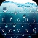 Rain Drop keyboard