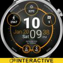 Advanced Watch Face & Clock Widget