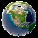 Offline World Map