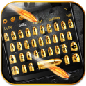 Gunnery Bullet Battle Keyboard Theme