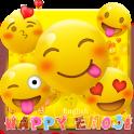Happy Emoji Keyboard