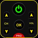 Universal Smart TV / IR TV Remote Control-PREMIUM