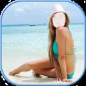 Beach Girls Selfie