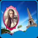 Travel Paris Photo Frames