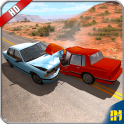 Car Crash Simulator & Beam Crash Stunt Racing
