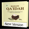 Madani Qaida Top English