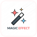 Magic Effect Photo Frame