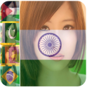 Flag Face Profile Photo Editor