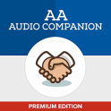 AA Audio Companion & Daily Sober Living App