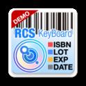 RCS Barcode/OCR Keyboard(Free)