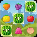 Match 3 Happy Fruits