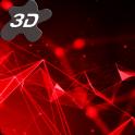 Sci_Fi Particle Plexus 3D Live Wallpaper