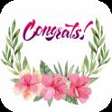 Congratulation Greeting Cards