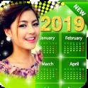 Calendar Photo Frame 2019