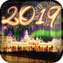 New Year Live Wallpaper 2019