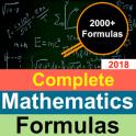 All Math formulas Basic, Advanced Pro Mathematics