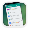 Green Theme for Android 9