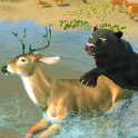 Ultimate Black Panther Animal Safari Survival Game